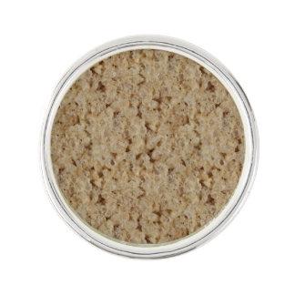 Rice Crispy Treat Lapel Pin