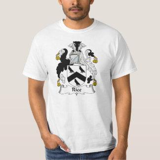 Rice Family Crest T-Shirt