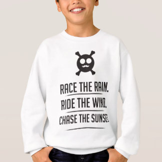 Rice in The Rain Sweatshirt
