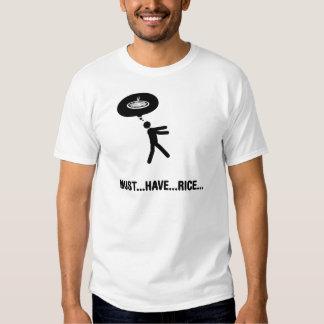 Rice Lover Tee Shirts
