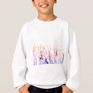 Rice plant sweatshirt