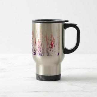 Rice plant travel mug