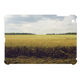 Rice Themed, Golden Paddy Field  Is Ready For Harv iPad Mini Case