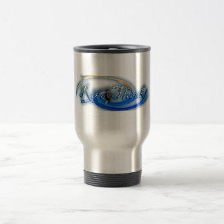 Rice-Think Signature Crispy Logo Travel Mug