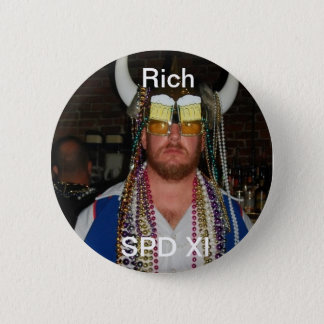 Rich 2 Inch Round Button