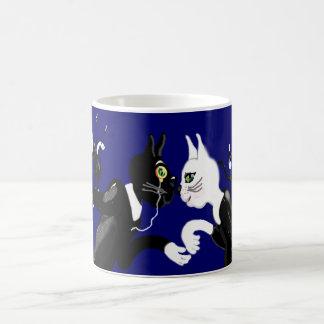 Rich Cats Frug Coffee Mug
