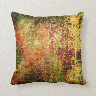 Rich Coloured Decorative Accent Throw Pillow