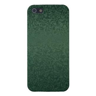 Rich Emerald Green iPhone 5 Case