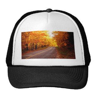 Rich Fall Colour St Joseph Island Trucker Hat