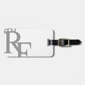Rich forever_11.ai luggage tag