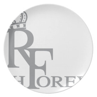 Rich forever_11.ai party plate