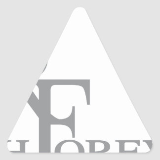 Rich forever_11.ai triangle sticker