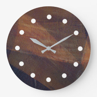 Rich Overlay Digital Art Clock
