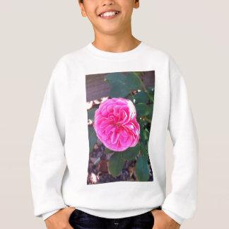 Rich Pink Rose Sweatshirt