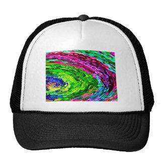 Rich Rainbow Waves  V7 Trucker Hat
