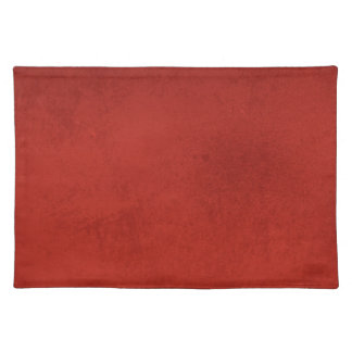RICH RED GRADIENT BACKGROUND LOVE TEXTURED TEMPLAT PLACEMAT