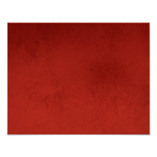 RICH RED GRADIENT BACKGROUND LOVE TEXTURED TEMPLAT POSTER