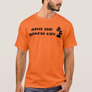 Rich the Bonsai Guy Bonsai Trees For Sale T-Shirt