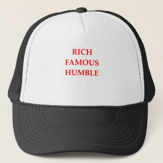 RICH TRUCKER HAT