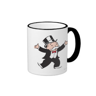 Rich Uncle Pennybags 1 Mugs