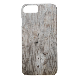 Rich Weathered aPlywood. iPhone 8/7 Case