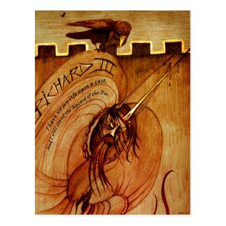 'Richard 3rd' postcard