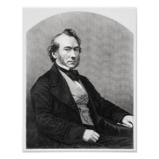 Richard Cobden Poster