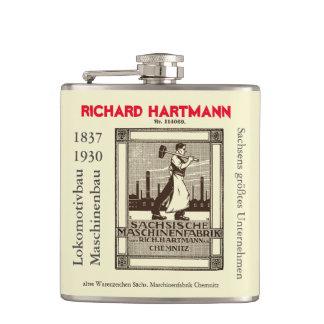 Richard Hartmann Hip Flask