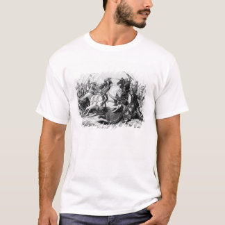 Richard III  at the Battle of Bosworth in 1485 T-Shirt