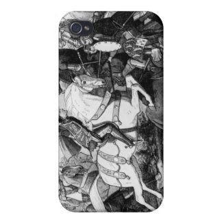 Richard III at the Ble of Bosworth in 1485 Case For iPhone 4