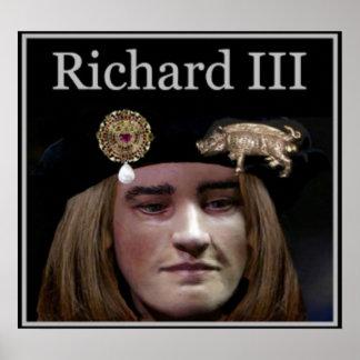 Richard III close up Poster