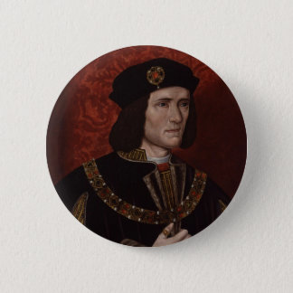 Richard III of England 2 Inch Round Button