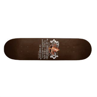 Richard III Quote Skateboard Decks