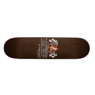 Richard III Quote Skateboard Decks