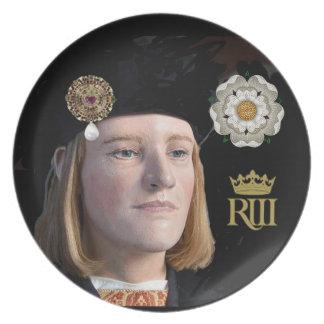 Richard III was BLONDE? Plates