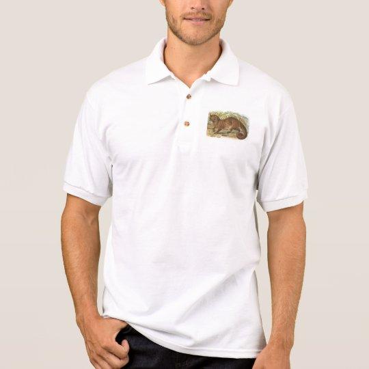 Richard Lydekker - Common Palm Civet Polo Shirt