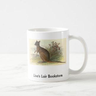 Richard Lydekker - Dama Wallaby Bookstore Promo Mug