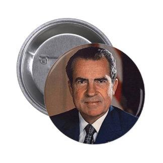 Richard M. Nixon 2 Inch Round Button