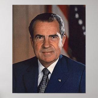 Richard M. Nixon Poster