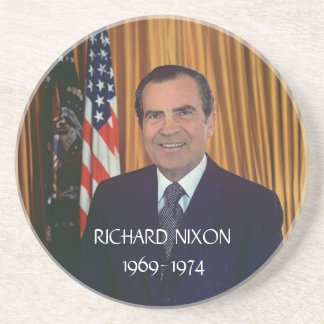 Richard Nixon Coaster