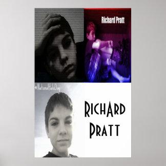 RichArd Pratt Poster