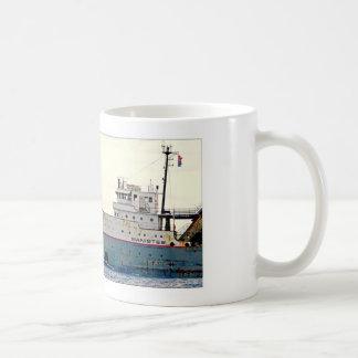 Richard Reiss and Manistee Coffee Mug