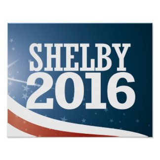 Richard Shelby 2016 Poster