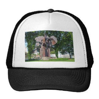 Richard T Gosser Memorial-horizontal Trucker Hat