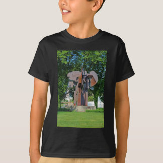 Richard T Gosser Memorial-vertical T-Shirt