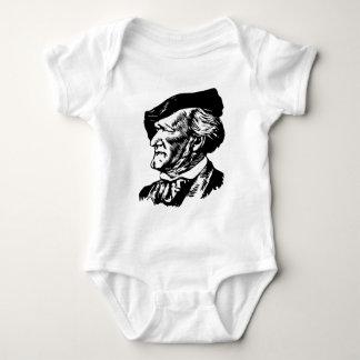 Richard  Wagner Baby Bodysuit