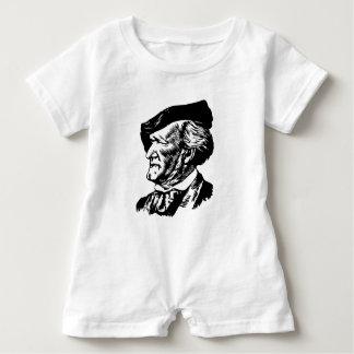 Richard  Wagner Baby Romper