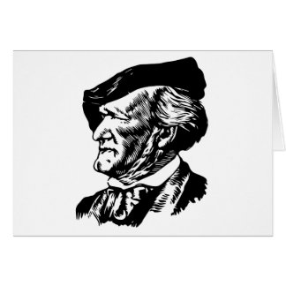 Richard  Wagner Card