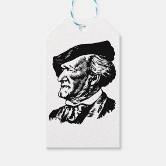 Richard  Wagner Pack Of Gift Tags
