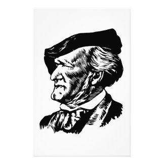 Richard  Wagner Stationery